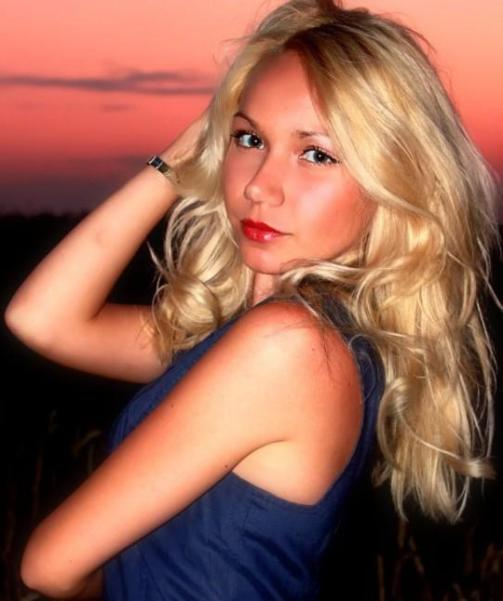 femme russe Adelina pour mariage